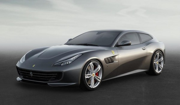 Ferrari GTC4 Lusso Officially Unveiled
