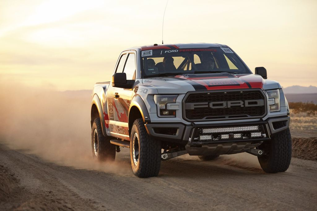 official 2017 ford f 150 raptor race truck. Black Bedroom Furniture Sets. Home Design Ideas