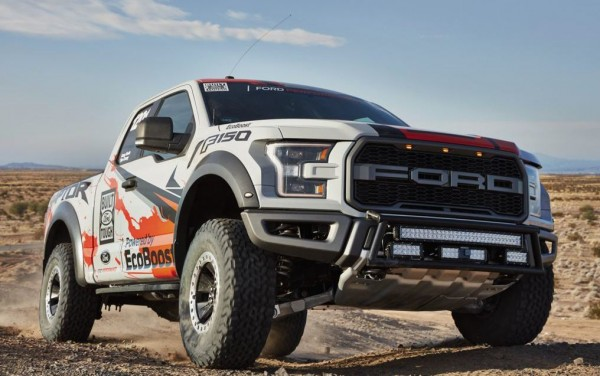 Ford F-150 Raptor Race Truck-top