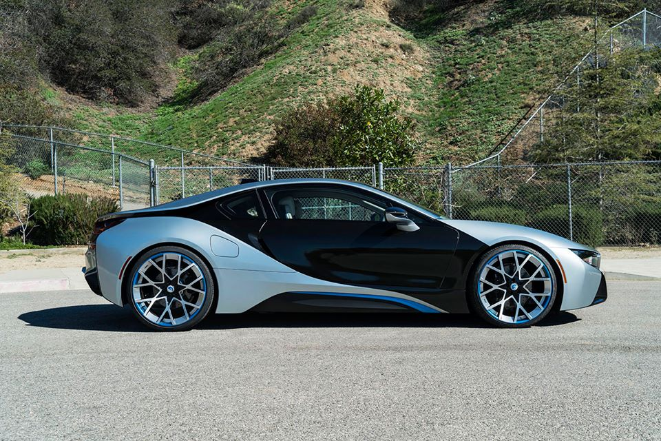 Bmw I8 Rims Forgiato Insetto Rims Fit Bmw I8 Rather Well Blacked