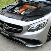G-Power Mercedes-AMG C63-3