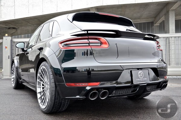Hamann Porsche Macan Turbo-0