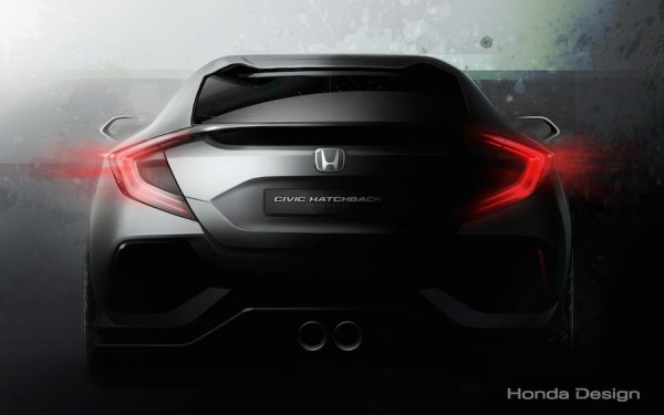 Honda Civic Hatchback-prv