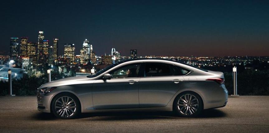 2018 Hyundai Accent Preview >> Hyundai Genesis Super Bowl Ad with Kevin Hart