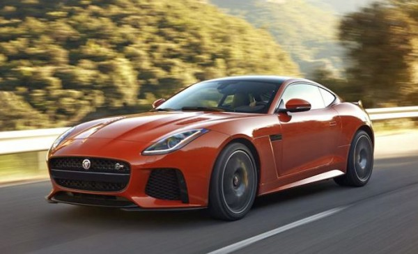 Jaguar F-Type SVR Price-0
