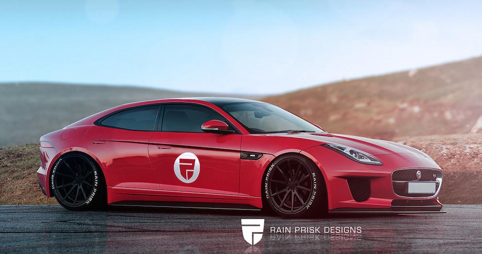 Jaguar F Type Supertunes