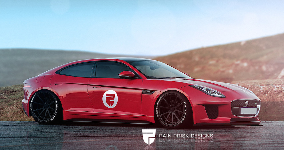 2018 Jaguar F Type >> Jaguar F-Type Sedan Is Worth Considering