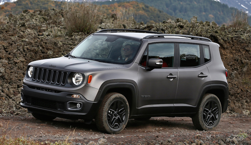 official jeep renegade night eagle edition. Black Bedroom Furniture Sets. Home Design Ideas