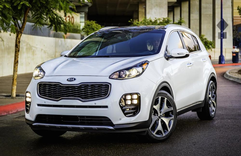 2017 kia sportage u s pricing and specs. Black Bedroom Furniture Sets. Home Design Ideas