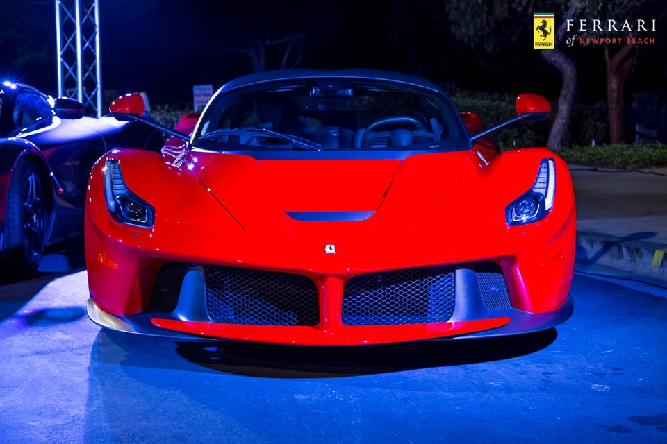 gallery laferraris at ferrari newport beach dinner party. Cars Review. Best American Auto & Cars Review
