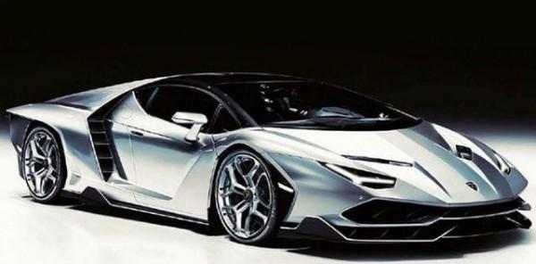 Lamborghini Centenario-maybe