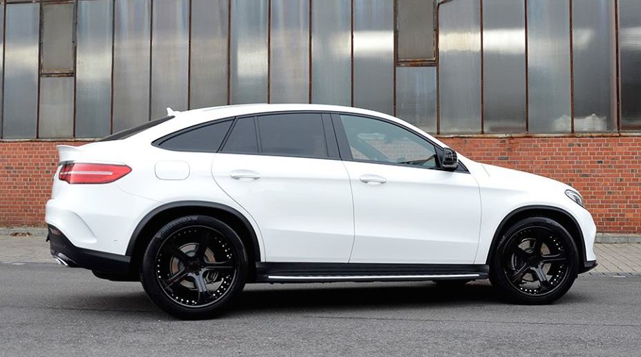 Mercedes Gle Coupe With Mec Design Goodies