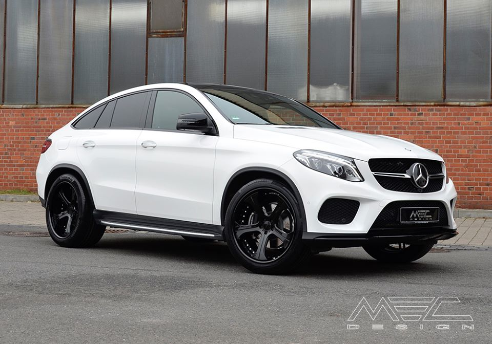 mercedes gle coupe with mec design goodies. Black Bedroom Furniture Sets. Home Design Ideas