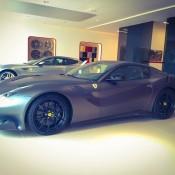 Matte Grey Ferrari F12tdf-2