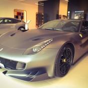 Matte Grey Ferrari F12tdf-8