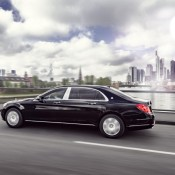 Maybach S600 Guard-5