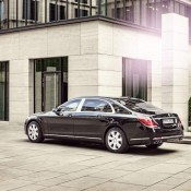 Maybach S600 Guard-8