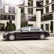 Maybach S600 Guard-9