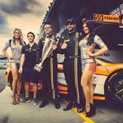 McLaren 650S GT3 Bathurst-5