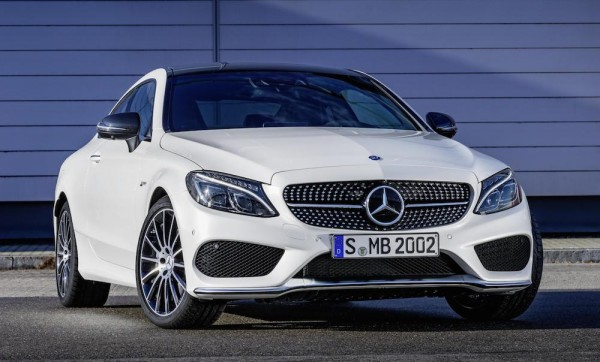 Mercedes-AMG C43 Coupe-0