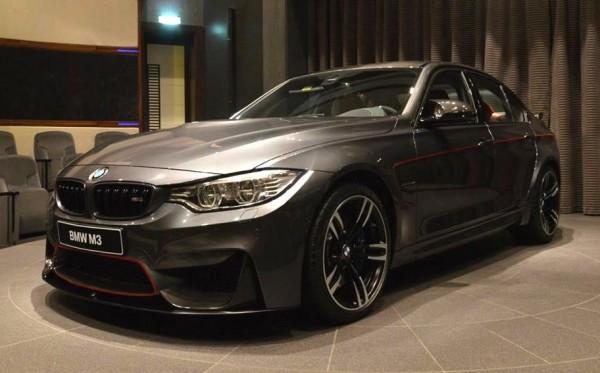 Mineral Grey BMW M3-0