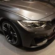 Mineral Grey BMW M3-5