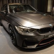 Mineral Grey BMW M3-6