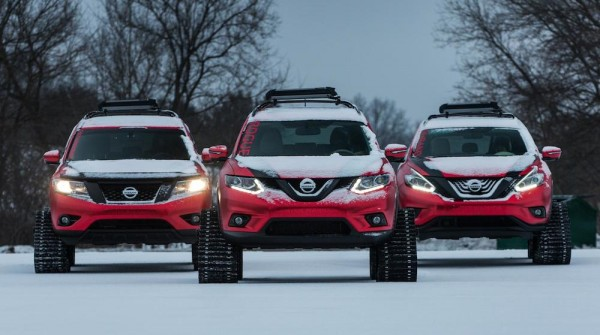 Nissan Winter Warrior-0