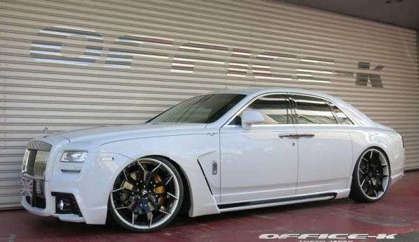 Office-K Rolls-Royce Ghost V-Spec-0