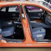 Orange Metallic Rolls-Royce Ghost-7