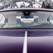 Purple Rolls-Royce Wraith-Alps-3