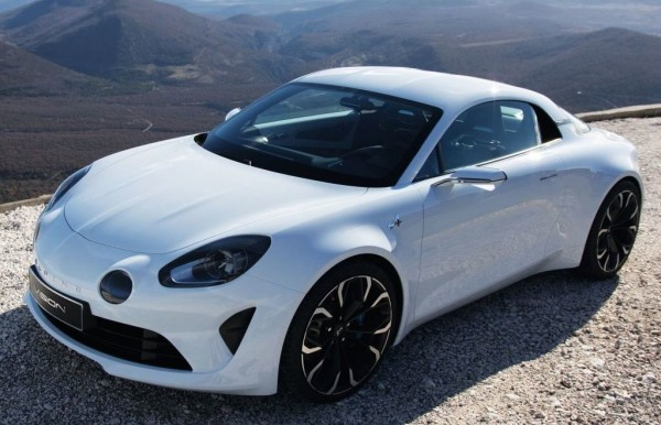 Renault Alpine Vision 0 600x386 at Lighter, More Powerful Alpine A110 Sport in the Works