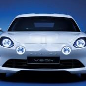 Renault Alpine Vision-4