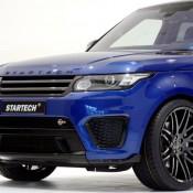 Startech Range Rover Sport SVR-1