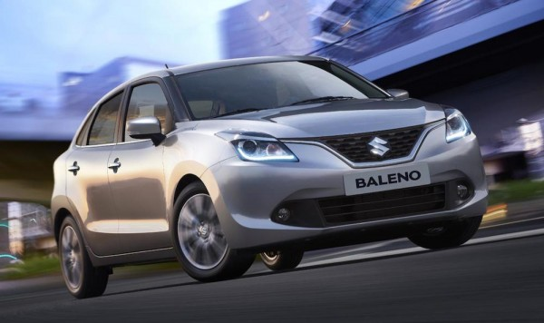 Suzuki Baleno Geneva 1 600x356 at Production Suzuki Baleno to Debut at Geneva