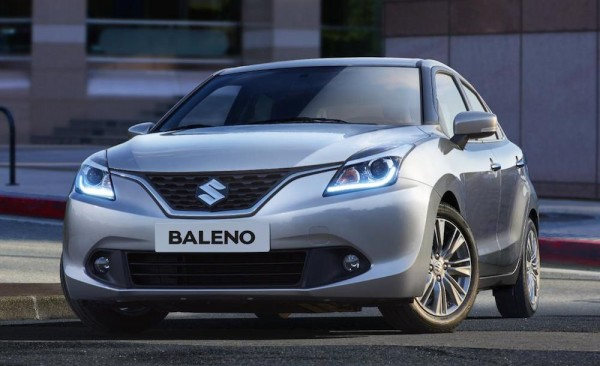Suzuki Baleno Geneva 2 600x366 at Production Suzuki Baleno to Debut at Geneva