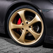 Techart Porsche Cayman-Gold-3