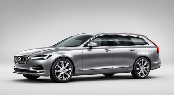 Volvo V90 Estate-0