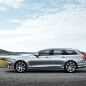 Volvo V90 Estate-2