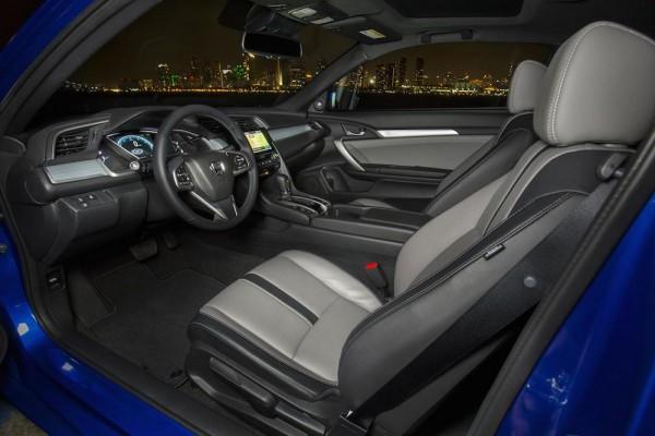 2016 Honda Civic Coupe-3