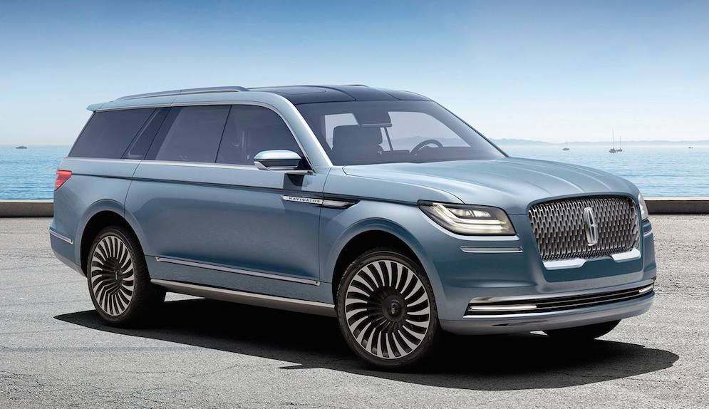 2017 Lincoln Navigator Concept 0 at 2017 Lincoln Navigator Concept Unveiled at NYIAS