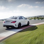 The 2017 Mercedes-AMG CLA45