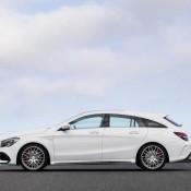 2017 Mercedes CLA Shooting Brake-16