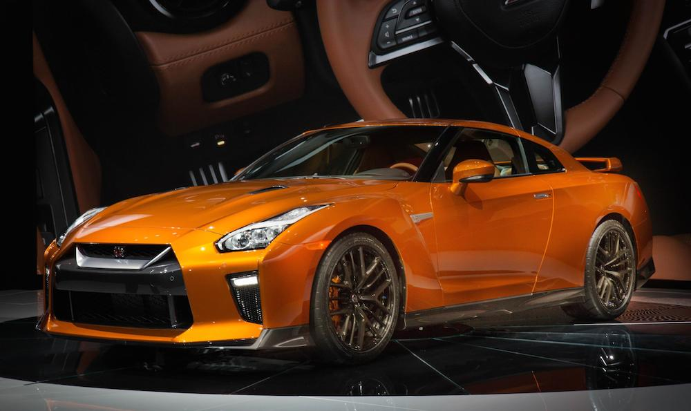 2017 nissan gt r hits nyias. Black Bedroom Furniture Sets. Home Design Ideas