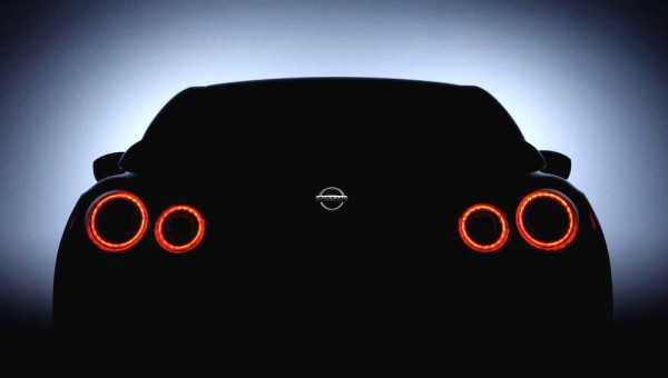 2017 Nissan GT-R Teased