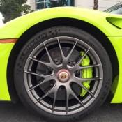 Acid Green Porsche 918-19