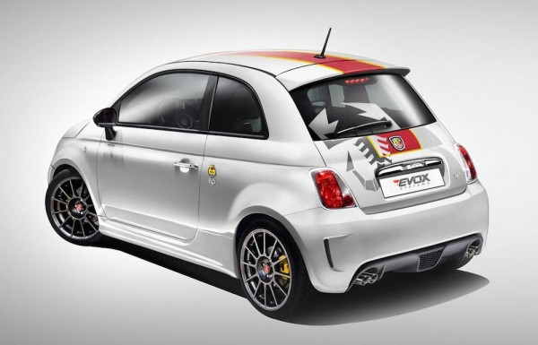 Alpha-N Performance  Abarth 500-0