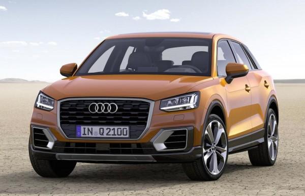 Audi Q2-0