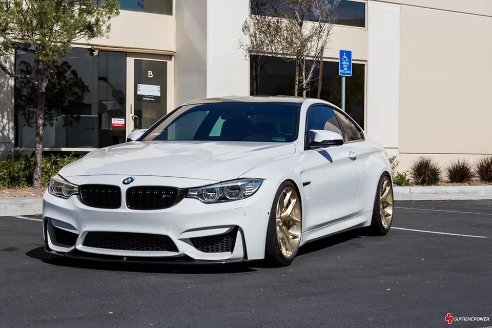 2016 BMW 328I >> Tricked-Out BMW M4 by Supreme Power