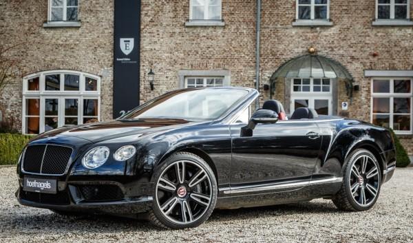Bentley Continental GTC V8-0
